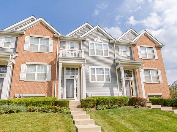 2 bed 3 bath Townhouse at 1243 Derry Ln Pingree Grove, IL, 60140 is for sale at 155k - 1 of 9
