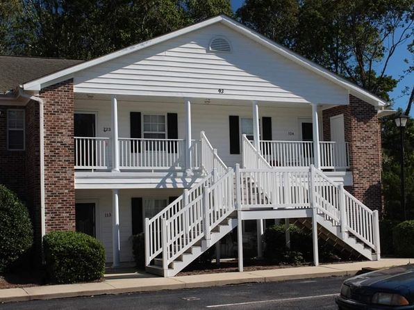 2 bed 2 bath Condo at 93 Egret Run Ln Pawleys Island, SC, 29585 is for sale at 99k - google static map