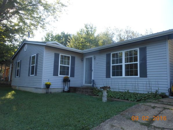 3 bed 1 bath Single Family at 214 Hawthorne St Steelville, MO, 65565 is for sale at 69k - 1 of 34