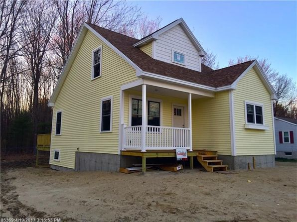 3 bed 2 bath Single Family at 54 Forest St Saco, ME, 04072 is for sale at 265k - 1 of 6
