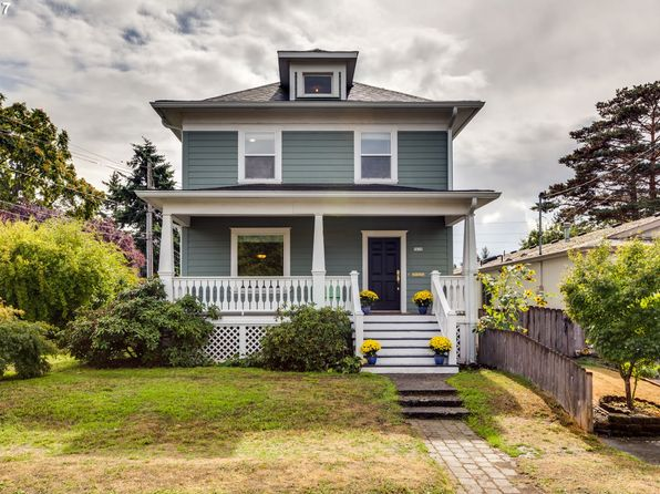 3 bed 3 bath Single Family at 5630 SE Mall St Portland, OR, 97206 is for sale at 450k - 1 of 32