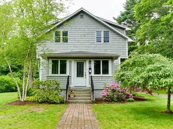 4 bed 4 bath Single Family at 21 Lake Rd Wayland, MA, 01778 is for sale at 699k - 1 of 27