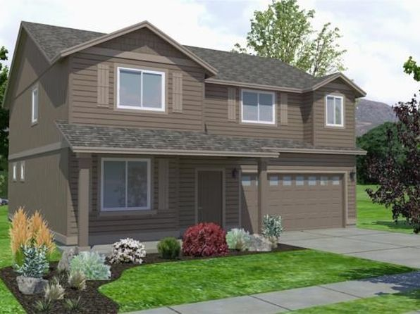 4 bed 2.5 bath Single Family at 1379 SW Virginia St College Place, WA, 99324 is for sale at 252k - google static map