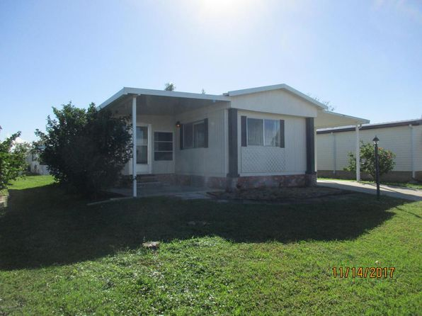 2 bed 2 bath Mobile / Manufactured at 747 Periwinkle Cir Sebastian, FL, 32976 is for sale at 63k - 1 of 29