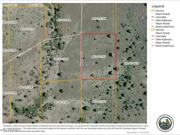 null bed null bath Vacant Land at D3 N Drifters Trl Prescott Valley, AZ, 86315 is for sale at 85k - google static map