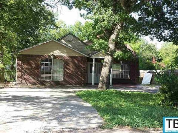 4 bed 2 bath Single Family at 2803 W Avenue O Temple, TX, 76504 is for sale at 55k - google static map