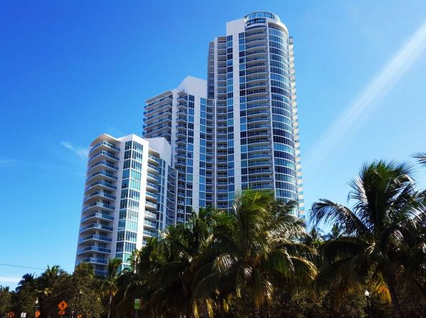 2 bed 3 bath Apartment at 1000 S Pointe Dr Miami Beach, FL, 33139 is for sale at 1.98m - 1 of 37