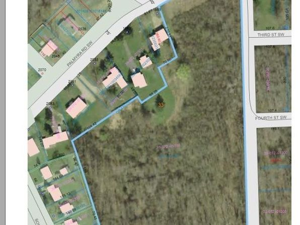 null bed null bath Vacant Land at  PALMYRA RD SW WARREN, OH, 44485 is for sale at 25k - google static map