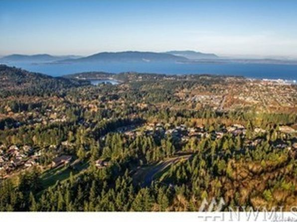 null bed null bath Vacant Land at 4332 Samish Crest Dr Bellingham, WA, 98229 is for sale at 415k - 1 of 3