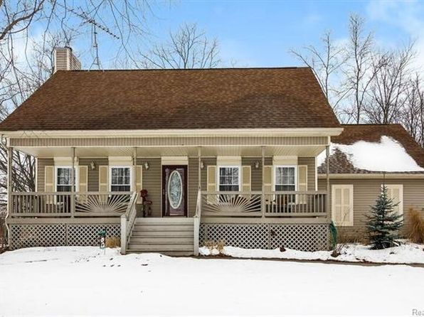 3 bed 2 bath Single Family at 582 S Gregory Rd Fowlerville, MI, 48836 is for sale at 220k - 1 of 43