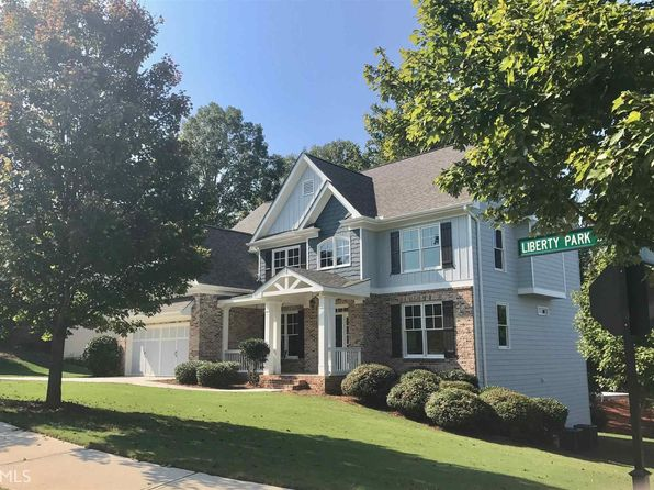 5 bed 4 bath Single Family at 1063 Liberty Park Dr Braselton, GA, 30517 is for sale at 370k - 1 of 8