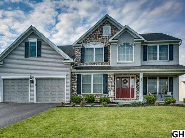 4 bed 2.5 bath Single Family at 44 Limestone Ln Palmyra, PA, 17078 is for sale at 380k - 1 of 25