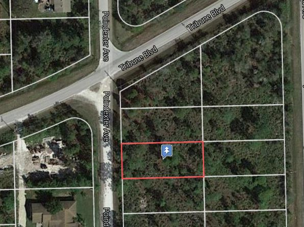 null bed null bath Vacant Land at 12290 POINDEXTER AVE PUNTA GORDA, FL, 33955 is for sale at 1k - google static map