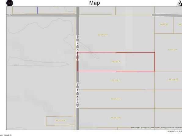 null bed null bath Vacant Land at 49701 Appx N Eagle Eye Rd Aguila, AZ, 85320 is for sale at 39k - 1 of 2