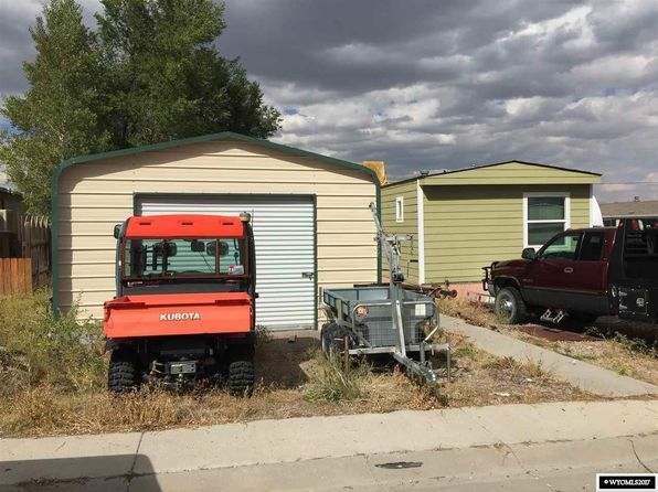 3 bed 2 bath Mobile / Manufactured at 213 Pinion St Rock Springs, WY, 82901 is for sale at 65k - google static map