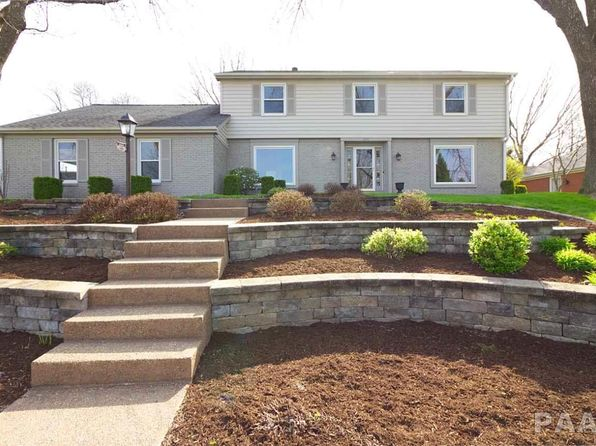 4 bed 4 bath Single Family at 5520 N Isabell Ave Peoria, IL, 61614 is for sale at 280k - 1 of 36