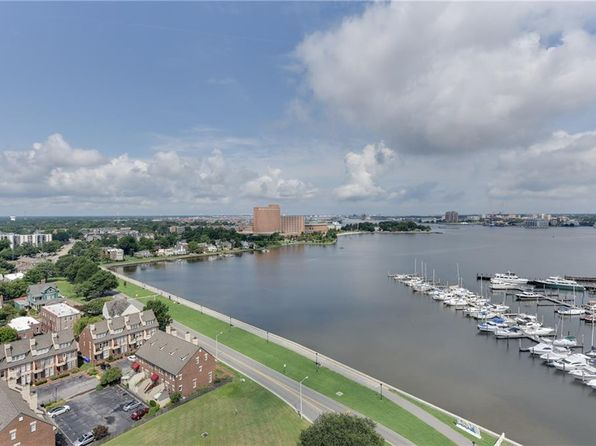 3 bed 3 bath Condo at 1701 One Crawford Pw Portsmouth, VA, 23704 is for sale at 260k - 1 of 32