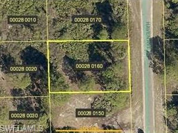 null bed null bath Vacant Land at 1130 HAVEN AVE S LEHIGH ACRES, FL, 33974 is for sale at 4k - google static map