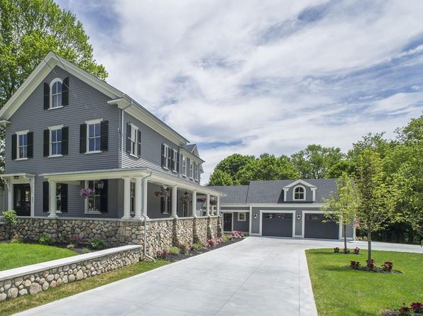 5 bed 6 bath Single Family at 392 MAIN ST HINGHAM, MA, 02043 is for sale at 2.80m - 1 of 30