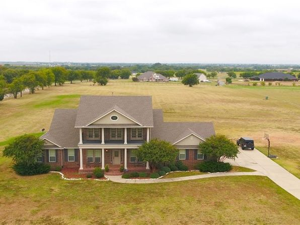4 bed 4 bath Single Family at 21 Highpoint Cir Valley View, TX, 76272 is for sale at 599k - 1 of 21