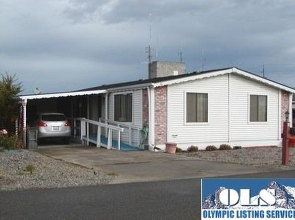 3 bed 2 bath Single Family at 326 N 5th Ave Sequim, WA, 98382 is for sale at 58k - 1 of 10