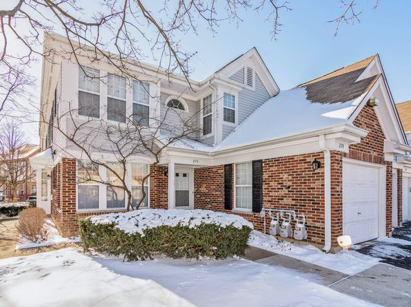 3 bed 2 bath Townhouse at 274 Green Knoll Ln Streamwood, IL, 60107 is for sale at 189k - 1 of 15