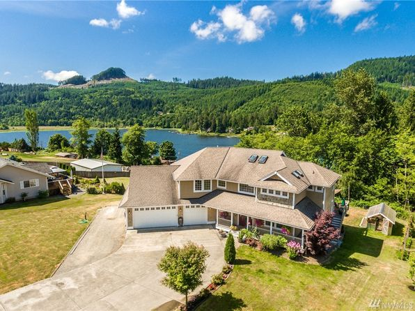 4 bed 3.25 bath Single Family at 18870 Big Lake Ridge Pl Mount Vernon, WA, 98274 is for sale at 600k - 1 of 25