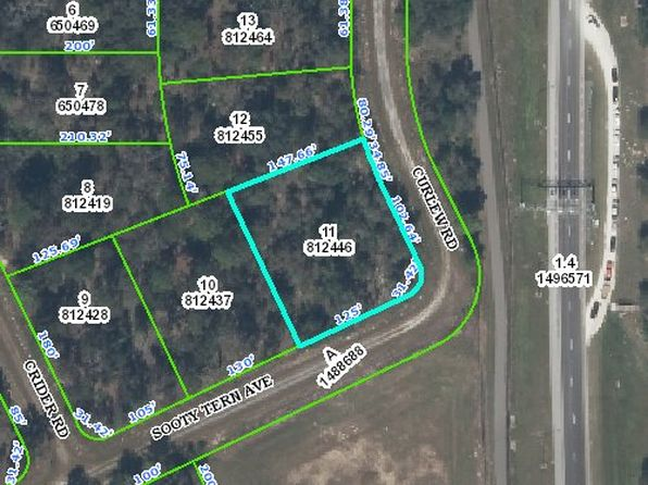 null bed null bath Vacant Land at  SOOTY TERN AVE WEEKI WACHEE, FL, 34614 is for sale at 15k - google static map