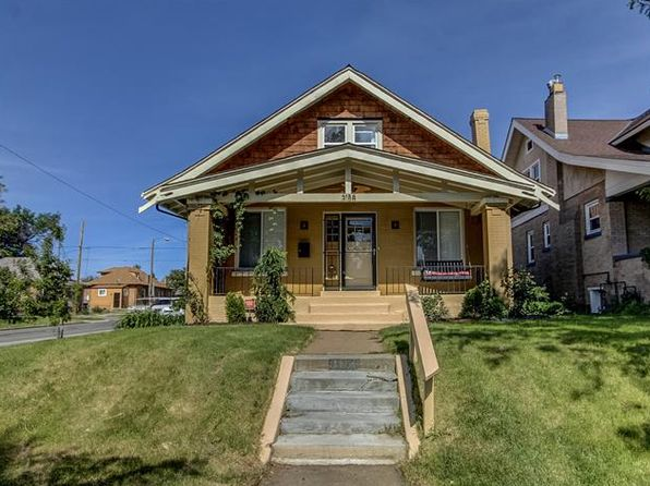 4 bed 2 bath Single Family at 3158 N Gaylord St Denver, CO, 80205 is for sale at 530k - 1 of 62