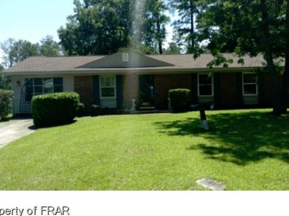 3 bed 1.5 bath Single Family at 206 Treadway Ct Fayetteville, NC, 28311 is for sale at 67k - 1 of 11
