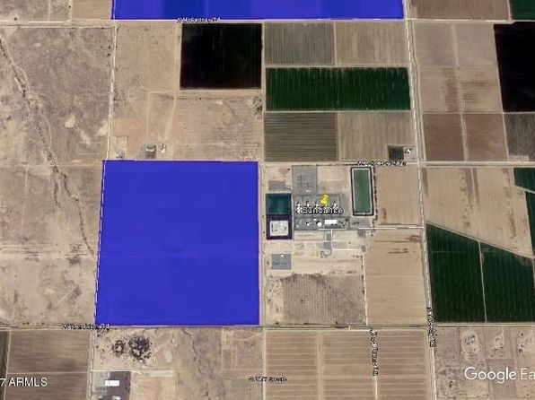 null bed null bath Vacant Land at  Lake Huron Dr Unincorporated County, AZ, 85924 is for sale at 425k - google static map