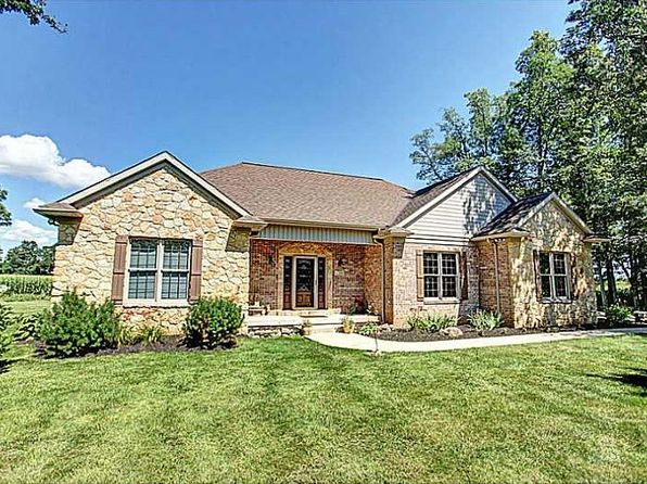5 bed 4 bath Single Family at 8749 Liberty Trace Ln West Liberty, OH, 43357 is for sale at 400k - 1 of 25