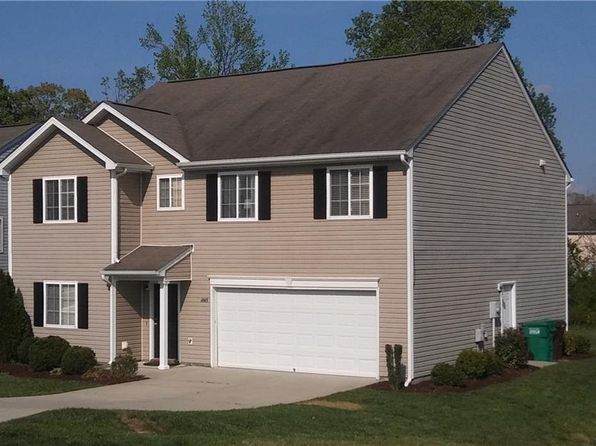 4 bed 3 bath Single Family at 1843 Chatfield Dr High Point, NC, 27260 is for sale at 160k - 1 of 15