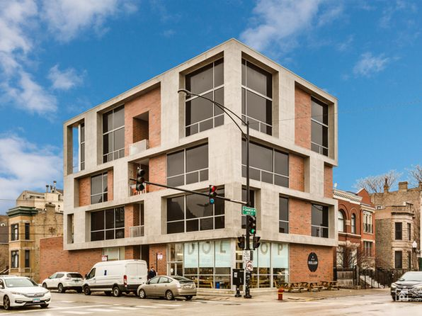 2 bed 3 bath Condo at 1000 N Damen Ave Chicago, IL, 60622 is for sale at 600k - 1 of 21