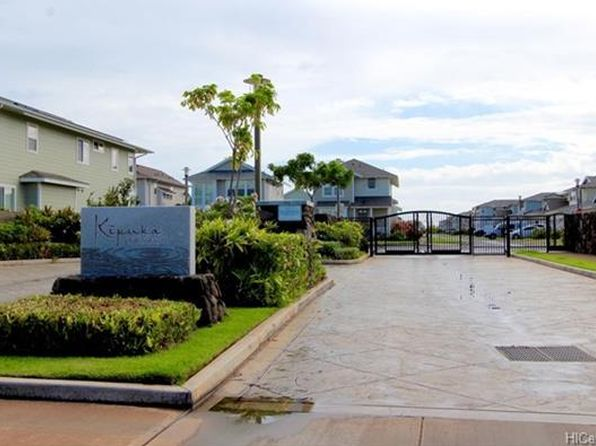 4 bed 3 bath Single Family at 91-1409 Kaikohola St Ewa Beach, HI, 96706 is for sale at 750k - 1 of 25