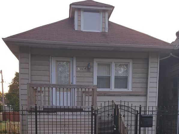4 bed 2 bath Single Family at 7524 S Rhodes Ave Chicago, IL, 60619 is for sale at 80k - 1 of 9