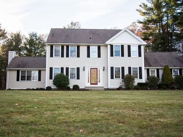 4 bed 3 bath Single Family at 26 Brackett Hill Rd Charlton, MA, 01507 is for sale at 389k - 1 of 29