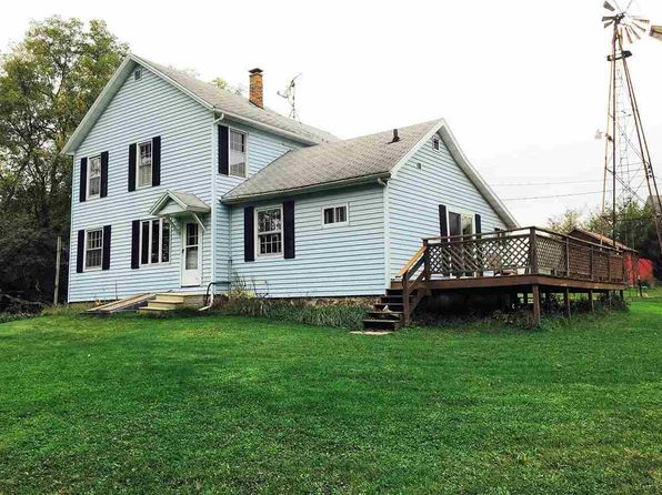 4 bed 1 bath Single Family at W6973 Carter Rd Wild Rose, WI, 54984 is for sale at 155k - 1 of 33
