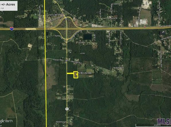 null bed null bath Vacant Land at 5.83 Acres La Hwy 441 Holden, LA, 70744 is for sale at 400k - 1 of 2
