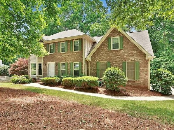 4 bed 3 bath Single Family at 135 Parkwood Ln Fayetteville, GA, 30215 is for sale at 210k - 1 of 17