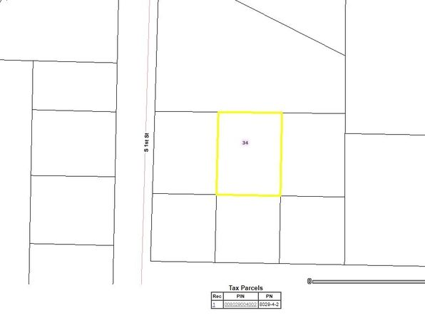 null bed null bath Vacant Land at  1ST ST PE ELL, WA, 98572 is for sale at 15k - google static map