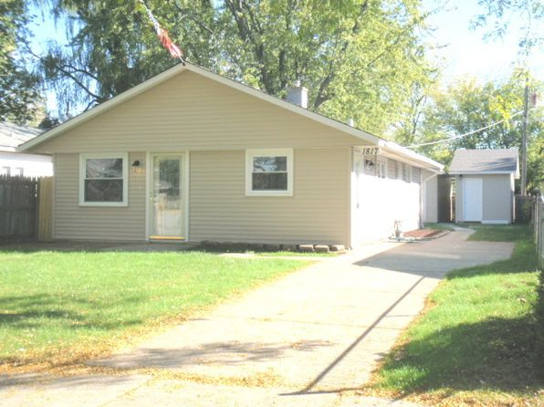3 bed 1 bath Single Family at 1817 Joppa Ave Zion, IL, 60099 is for sale at 100k - 1 of 26