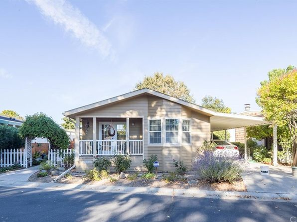 2 bed 2 bath Mobile / Manufactured at 145 Via Santa Barbara Paso Robles, CA, 93446 is for sale at 235k - 1 of 24