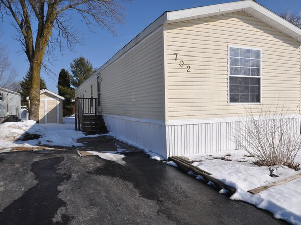 3 bed 2 bath Mobile / Manufactured at 702 Forest Blvd Sheboygan Falls, WI, 53085 is for sale at 36k - 1 of 14