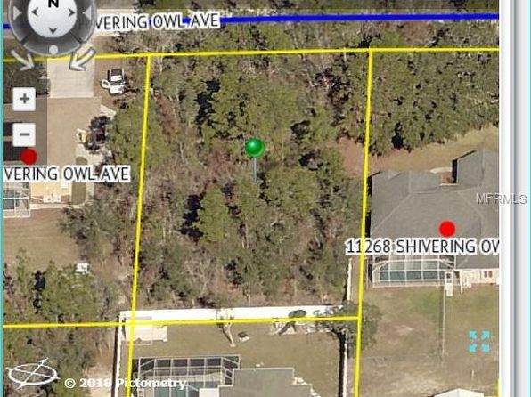 null bed null bath Vacant Land at 11258 SHIVERING OWL AVE WEEKI WACHEE, FL, 34614 is for sale at 13k - google static map