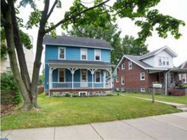3 bed 2 bath Single Family at 313 Franklin St Quakertown, PA, 18951 is for sale at 219k - 1 of 25