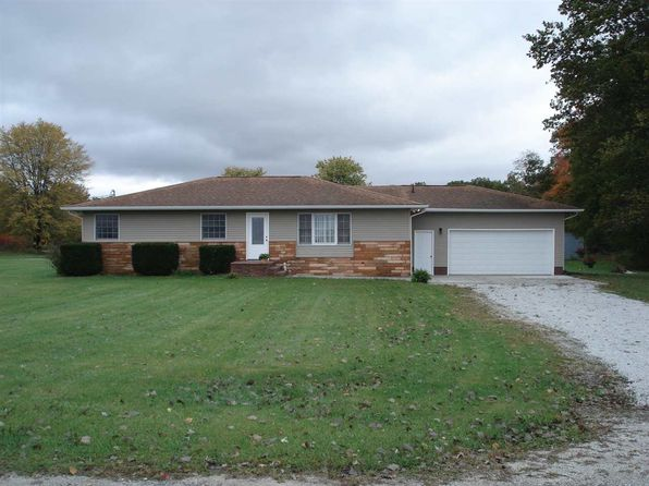 3 bed 2 bath Single Family at 4620 S 550 E Knox, IN, 46534 is for sale at 165k - 1 of 22