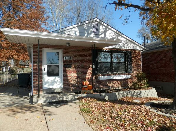 3 bed 2 bath Single Family at 4047 Germania St Saint Louis, MO, 63116 is for sale at 125k - 1 of 14