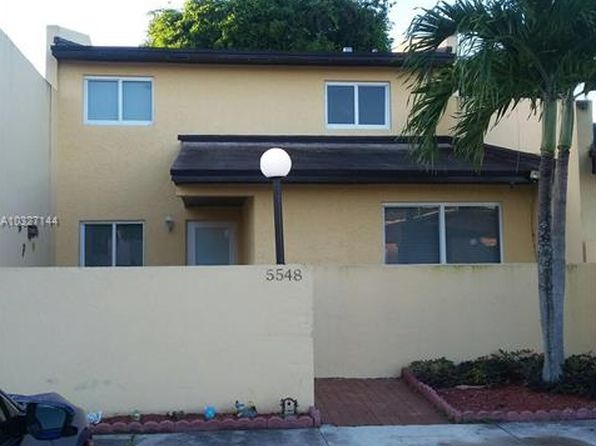 4 bed 2 bath Townhouse at 5548 NW 194th Ln Miami Gardens, FL, 33055 is for sale at 269k - 1 of 20