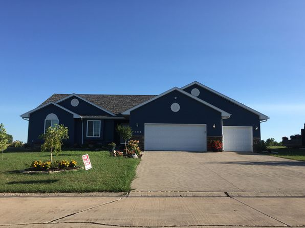 4 bed 3 bath Single Family at 406 Fountain Blvd Jewell, IA, 50130 is for sale at 239k - 1 of 10
